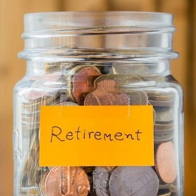 Dreaming of Retirement, So Far Behind
